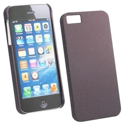 Custodia Smartphone Cora a Sacchetto con Linguetta XL in Pelle Nero